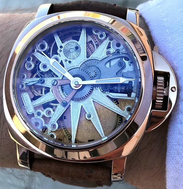 hot sales d8121 41547 1941年 ロンジン懐中時計ムーブメント使用カスタム腕時計 ...